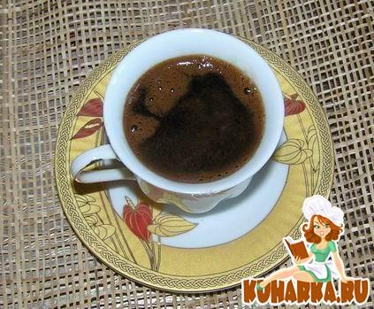 Рецепт Кофе по-сербски