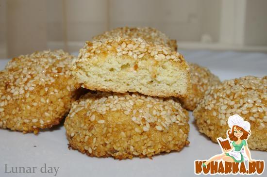 Рецепт Баразек - арабское печенье