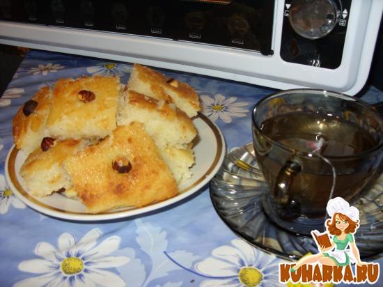 Рецепт Басбуса