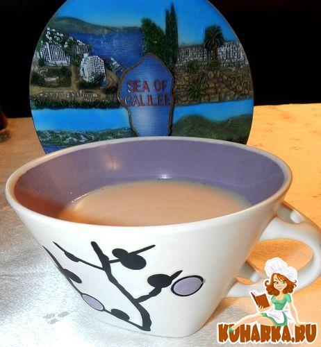 Рецепт Индийский пряный чай