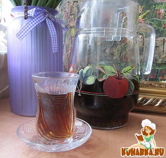 Рецепт Монгольский чай, или чай из бадана