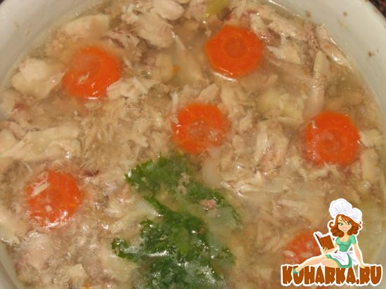 Рецепт Куриный холодец из набора для бульона