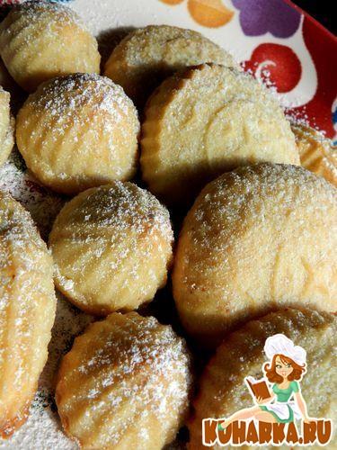 Рецепт Печенье Маамуль с финиковой начинкой (Maamul)