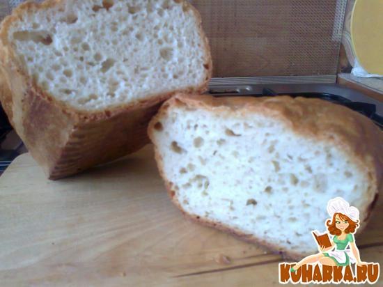 Рецепт Хлеб без замеса.