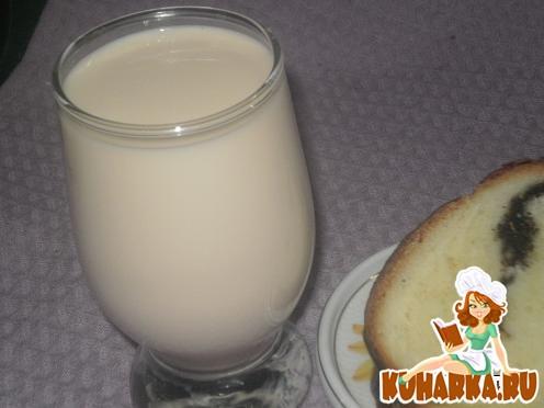 Рецепт Топленое молоко в мультиварке