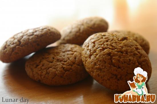 Рецепт Овсяное печенье по ГОСТу