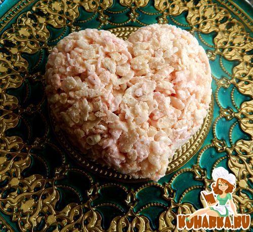 Рецепт Лакомство из воздушного риса