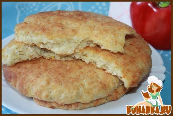 Рецепт Финские лепешки с сыром