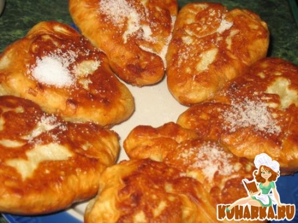 Плюшки на сковороде рецепт с фото