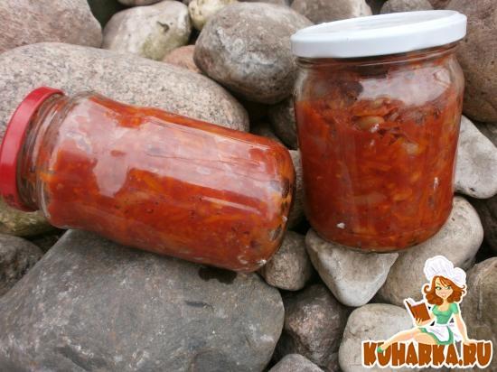 "Рецепт Салат ""Фасолька"""