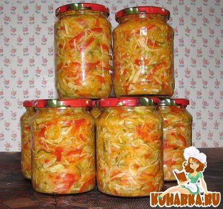 Рецепт Польский салат