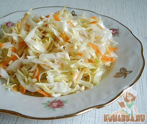 Рецепт Маринованная капустка