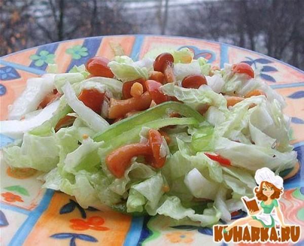 салат прелесть рецепт с фото