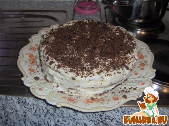 Рецепт Торт из черемухи