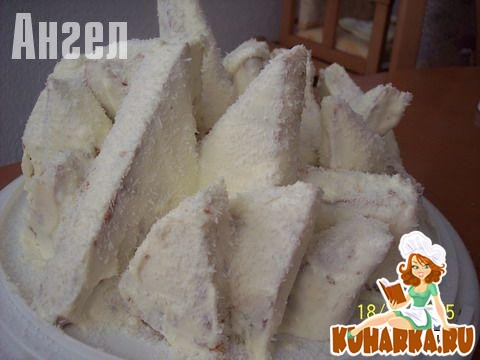 "Рецепт Торт ""Айсберг"""