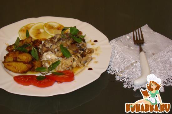 Рецепт Язык говяжий по-кавказски