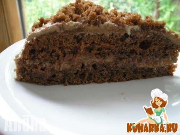 рецепт торта поль робсон медовый