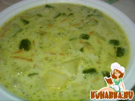 Рецепт Суп из баклажанов с грибами