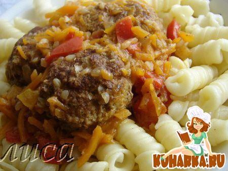 Рецепт Гречнево-мясные тефтели