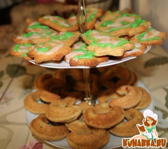 Рецепт Печенье к Рождеству