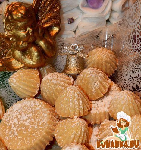 Рецепт Тунисское миндальное печенье