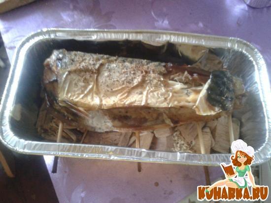 Рецепт Скумбрия горячего копчения