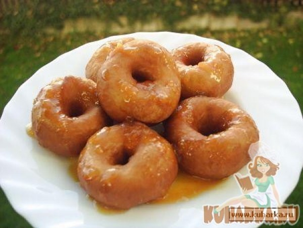 пончики с чесноком рецепт с фото