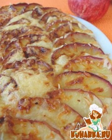 Сладкие вершины – кулинарный рецепт