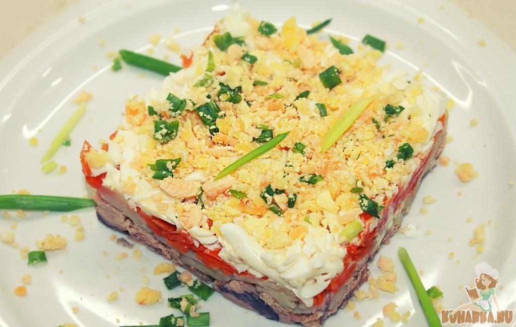 простой вкусный салат рецепты с консервов