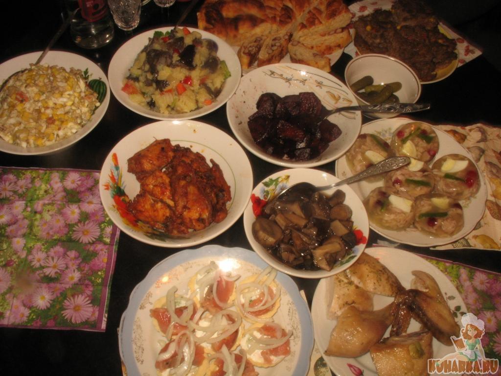 Блюда мясные реферат