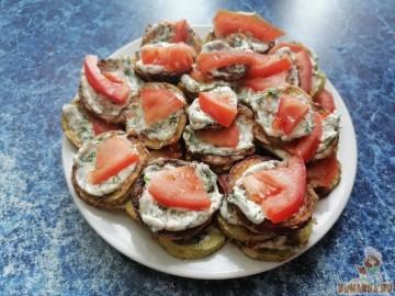 Цуккини с чесноком и чили – кулинарный рецепт